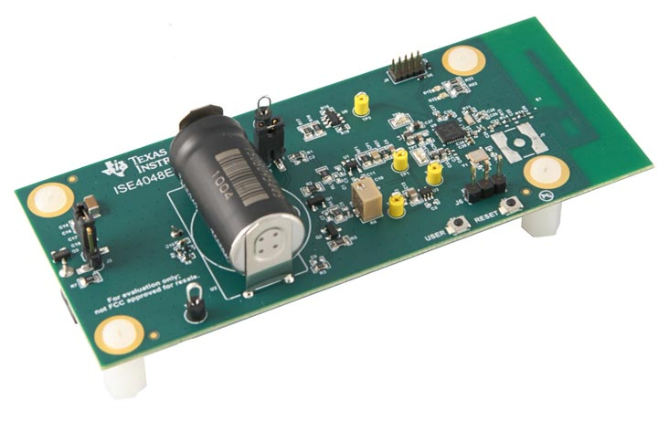 TIDA-00756 Low-Power Carbon Monoxide Detector With 10-Year Coin Cell Battery Life Reference Design