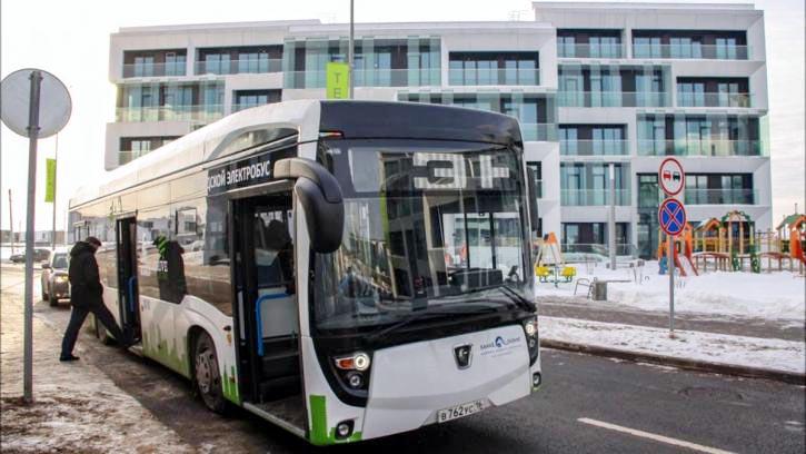 Столица России готовится к массовому внедрению электробусов