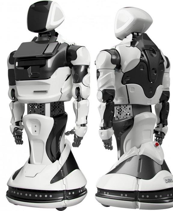 Представлено четвертое поколение российских роботов Promobot