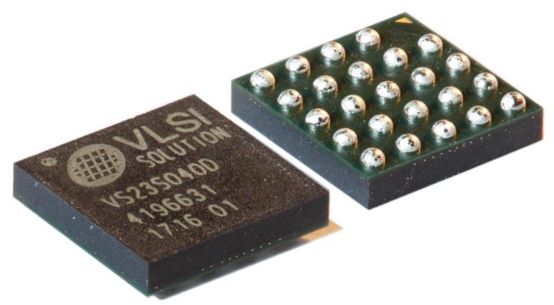 VLSI Solution announces availability of a versatile SPI SRAM device VS23S040
