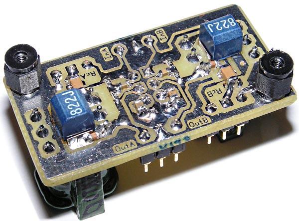 Пассивный тонкомпенсированный регулятор громкости с НЧ коррекцией. Часть 2