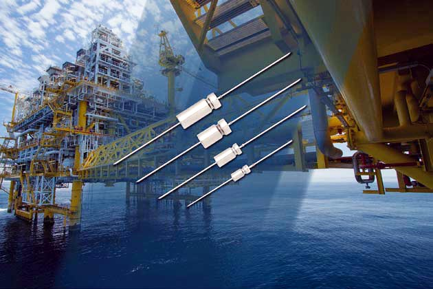 Vishay Intertechnology HI-TMPWet Tantalum Capacitors Offer Increased Reliability for Industrial and Oil Exploration Applications