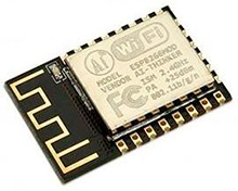 Wi-Fi модуль ESP-12F на чипе ESP8266