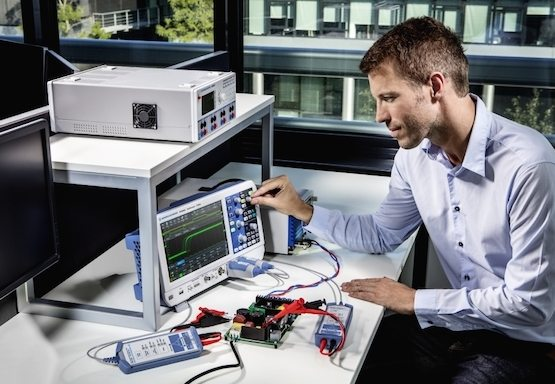 Компания Rohde&Schwarz приглашает на семинар «Осциллографы R&S для комплексного анализа сигналов в рамках производства и разработки»