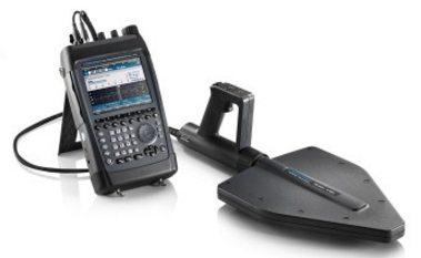 Компания Rohde&Schwarz сообщает о внесение антенны HE 400 в Госреестр