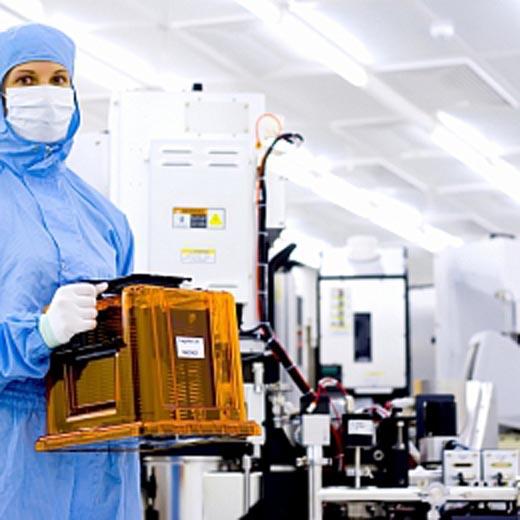 Микрон автоматизирует производство микросхем