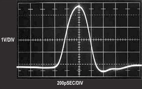 Simple nanosecond-width pulse generator provides high performance