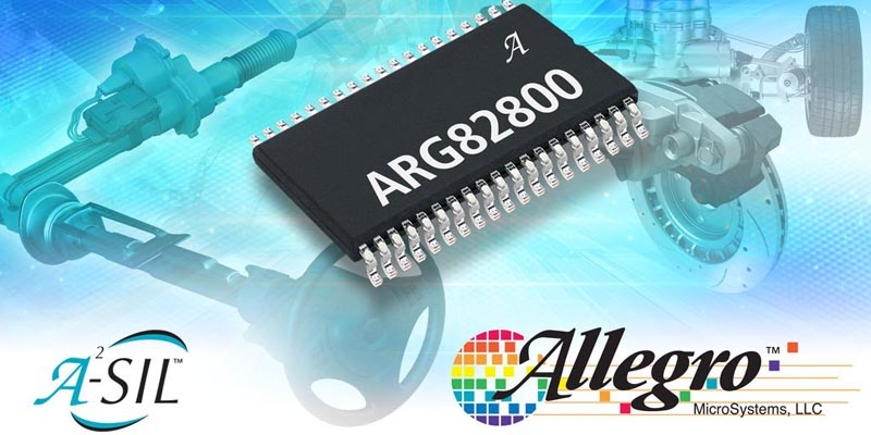 New ISO 26262 / ASIL-D Power Management IC for Automotive Control Units