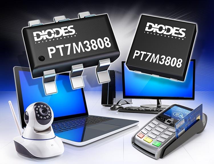 Diodes выпускает семейство супервизоров питания с программируемой задержкой