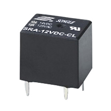 Datasheet Songle Relay SRA-6VDC-AD