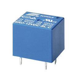 Datasheet Songle Relay SRD (T73)