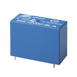 Datasheet Songle Relay SMI-09VDC-FL-A