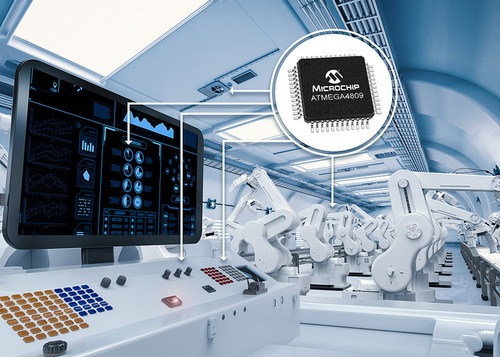Microchip анонсировала новые семейства микроконтроллеров PIC и AVR
