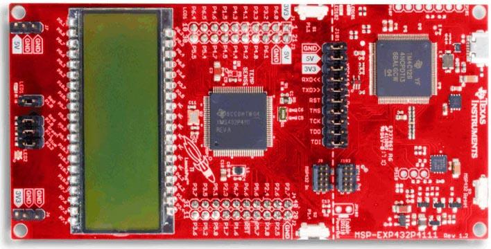 MSP432P4111 SimpleLink Microcontroller LaunchPad Development Kit (MSP-EXP432P4111)