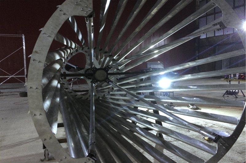 Ветровая турбина Fennec