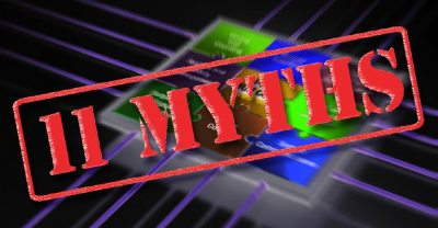 11 Myths About 8-Bit Microcontrollers