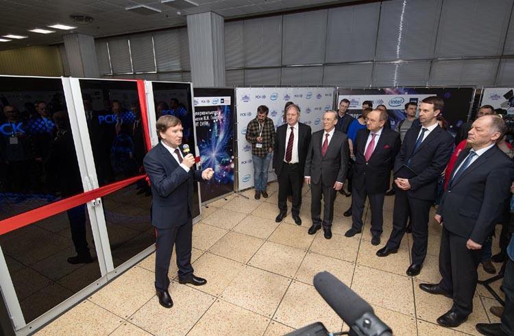 Представлен суперкомпьютер ОИЯИ - один из 50 самых мощных в России