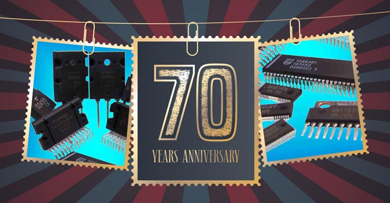 Celebrating the 70th Anniversary of the Transistor