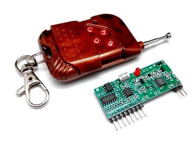Сравнительный обзор популярных устройств дистанционного управления на частоте 433 МГц