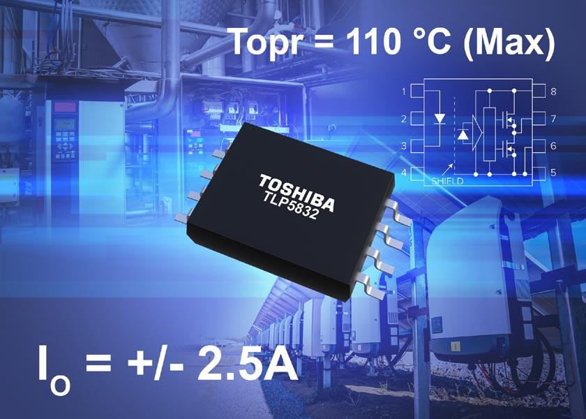 Toshiba - TLP5832