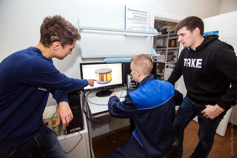Студенты ДВФУ создают мобильную ветроэнергетическую установку для широкого применения
