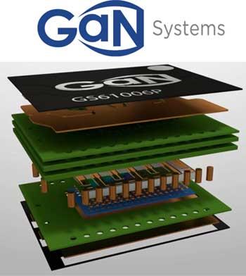 GaN Systems обладает уникальными технологиями производства GaN-транзисторов