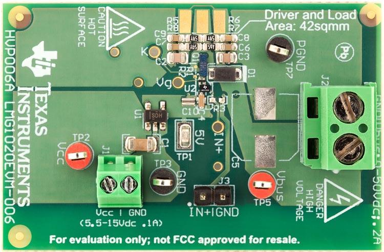 Оценочный модуль LMG1020EVM-006