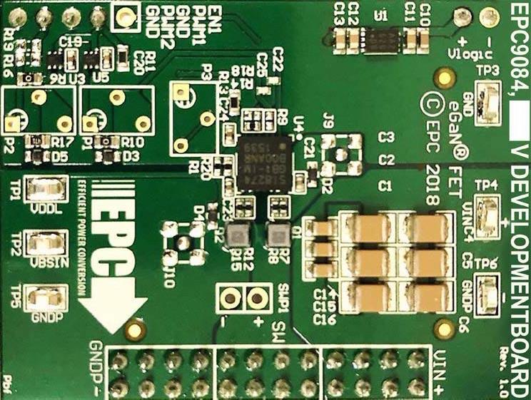 The EPC9084 Development Board
