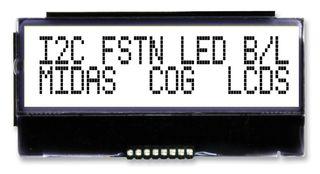 Datasheet Midas MCCOG21605B6W-FPTLWI