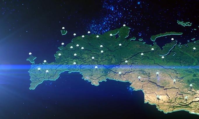 В России будет создана одна из крупнейших в мире сетей высокоточной навигации