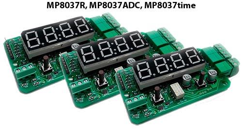 Серия модулей MP8037