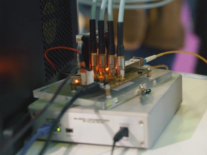 О первом и единственном в России производстве волоконно-оптических трансиверов