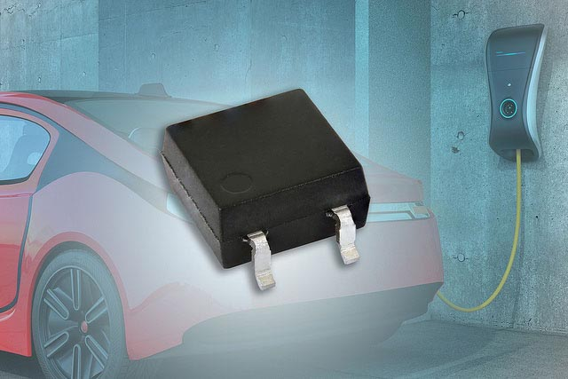 Vishay Intertechnology Launches Its First Automotive Grade Phototransistor Optocoupler