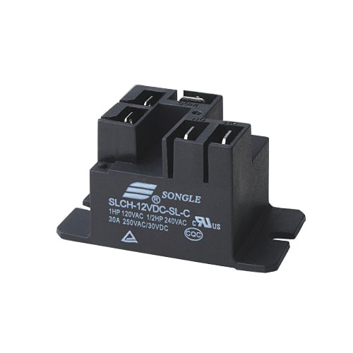 Datasheet Songle Relay SLCH-05VDC-SL-C