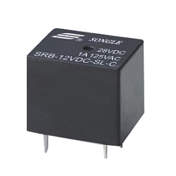 Datasheet Songle Relay SRB-18VDC-SL-C
