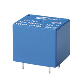 Datasheet Songle Relay SRIH-09VDC-SH-C