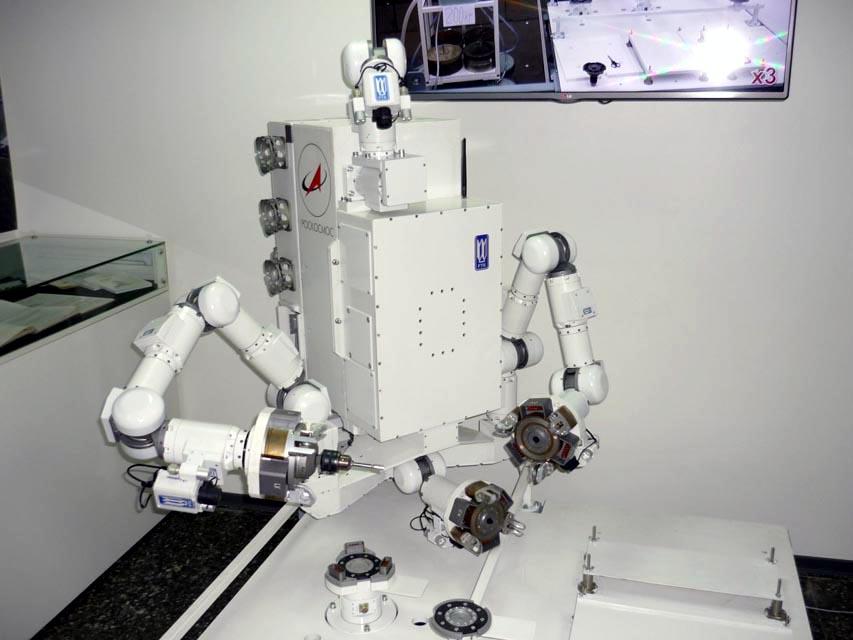 АО «НИИЭТ» представило свои разработки для экстремальной робототехники