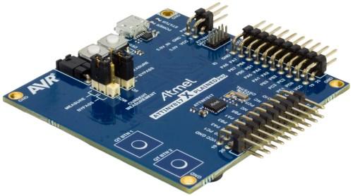 Оценочный набор ATmega4809-XPRO