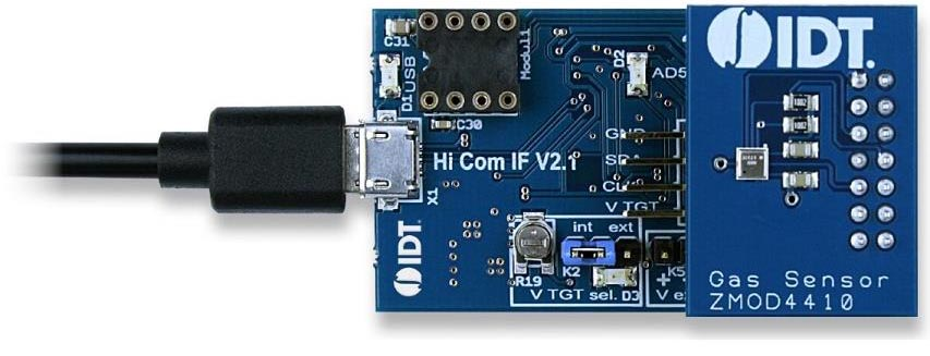Оценочный набор для датчика ZMOD4410