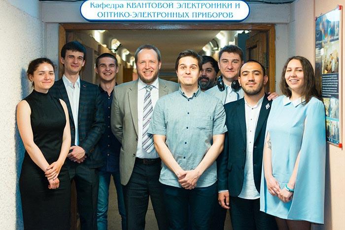 Петербургский вуз готовит уникальные кадры для отрасли солнечной энергетики