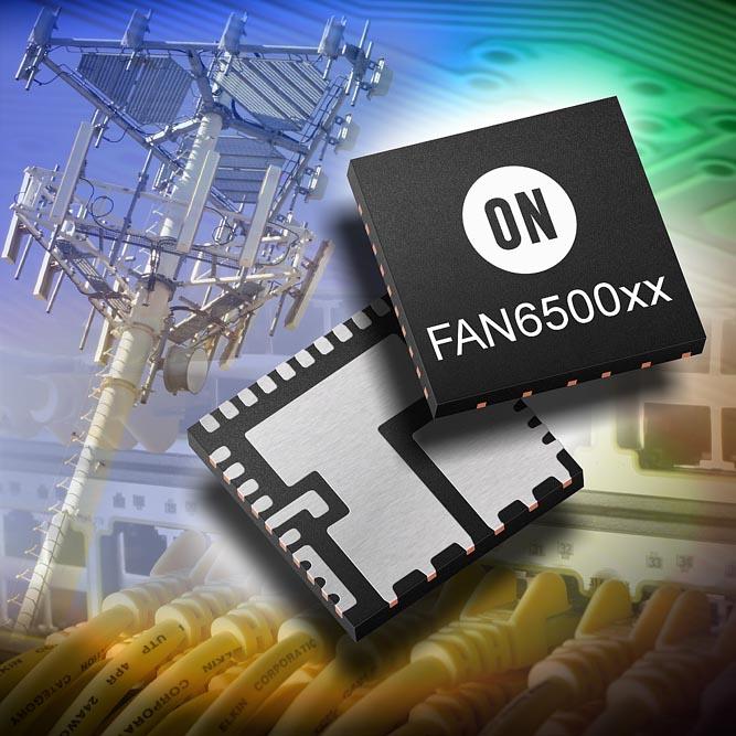 ON Semiconductor анонсировала новое семейство многокристальных модулей понижающих ШИМ регуляторов с рекордной плотностью тока