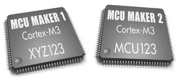 surprising differences between ARM MCU cores