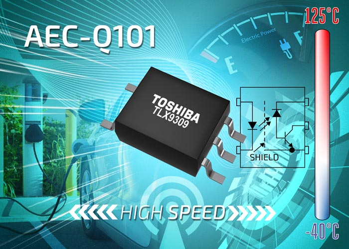 Toshiba announce new analog output IC photocoupler for automotive applications