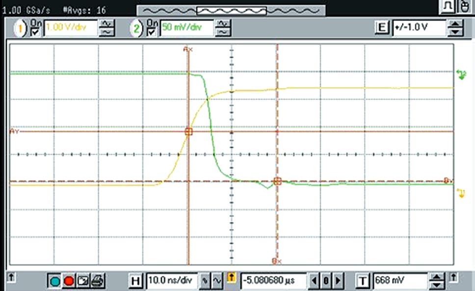 Использование универсального дифференциального драйвера АЦП для управления ВЧ коммутатором