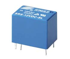 Datasheet Songle Relay SRS-12VDC-FL