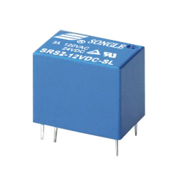 Datasheet Songle Relay SRSZ-03VDC-SL