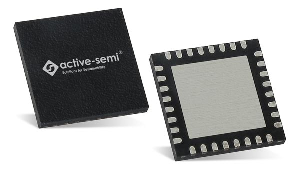 active-semi Announces 30V USB-PD 3.0 + PPS compliant Buck-Boost Converters and Charger with Integrated MOSFETs and USB On-The-Go (OTG)