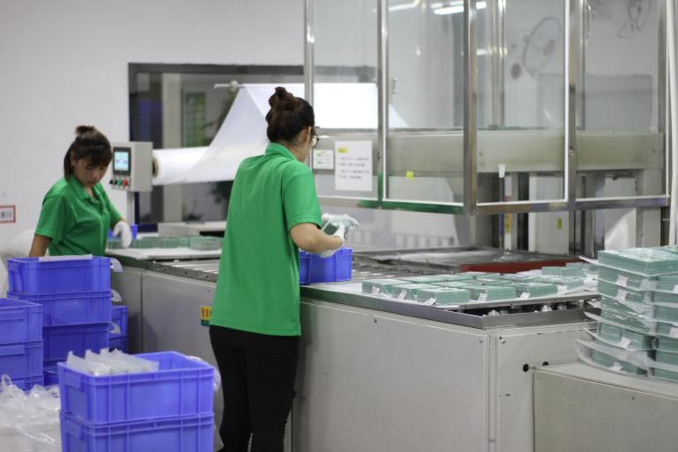 Процесс производства печатных плат на заводе JLCPCB