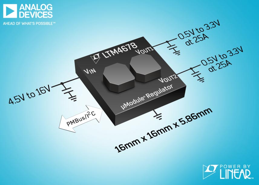 Analog Devices - LTM4678