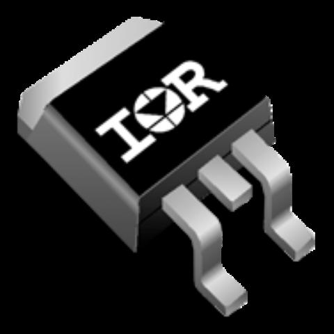 Datasheet Infineon IRF5305STRLPBF